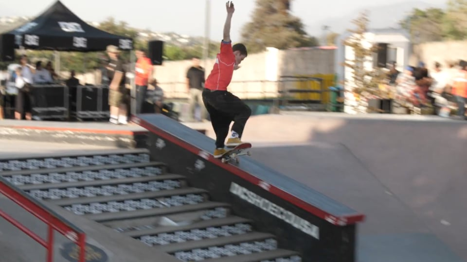 DC SHOES | Skateboarding Supertour In Chile | Skuff Skate