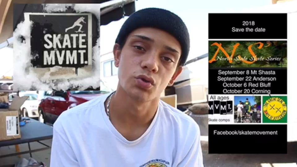 CARR FIRE (Thee Boys Official) | True Skateboard Mag