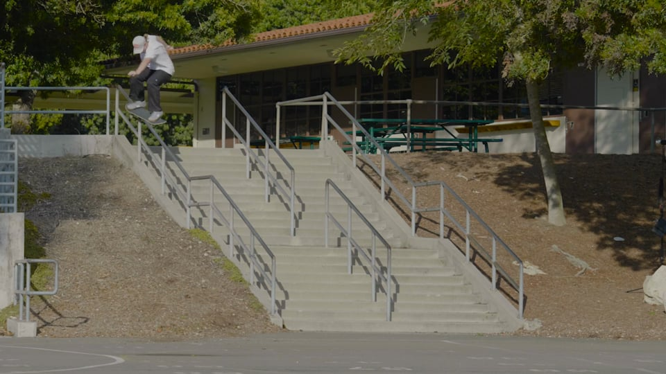 Jamie Foy Welcome to New Balance Numeric | New Balance Numeric