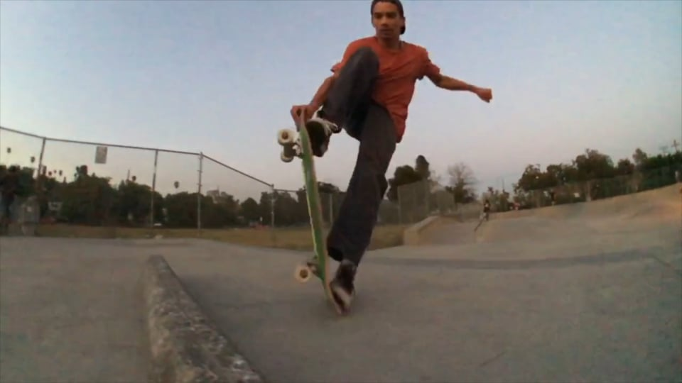 Tony G park edit | Heroin Skateboards