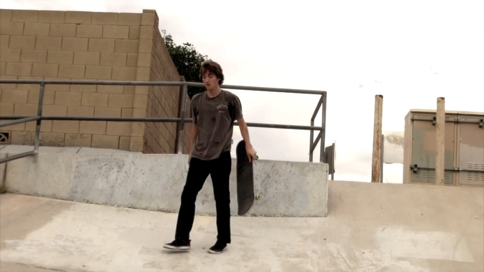Jeffrey Rice | True Skateboard Mag