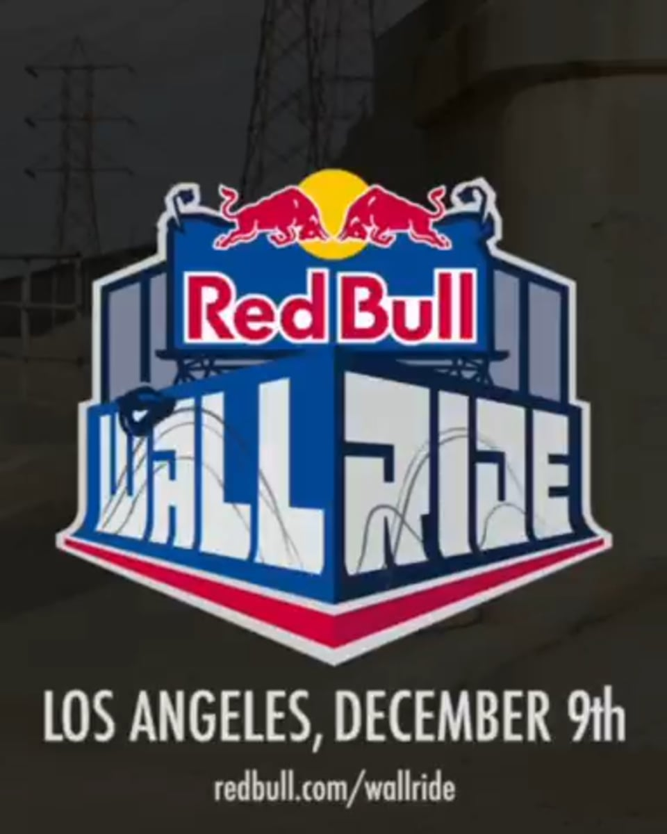 Red Bull WallRide | True Skateboard Mag