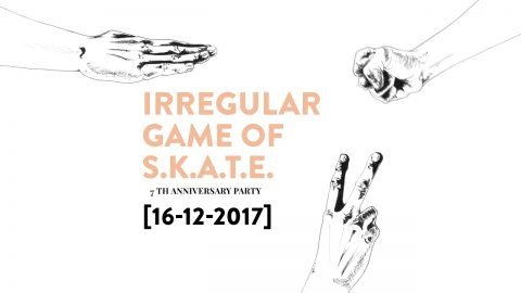 7th Irregular Anniversary & Game of Skate - Reell Teamriders