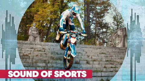 8 Athletes, 1 DJ | This Is The Sound Of Sports w/ KiNK | Red Bull
