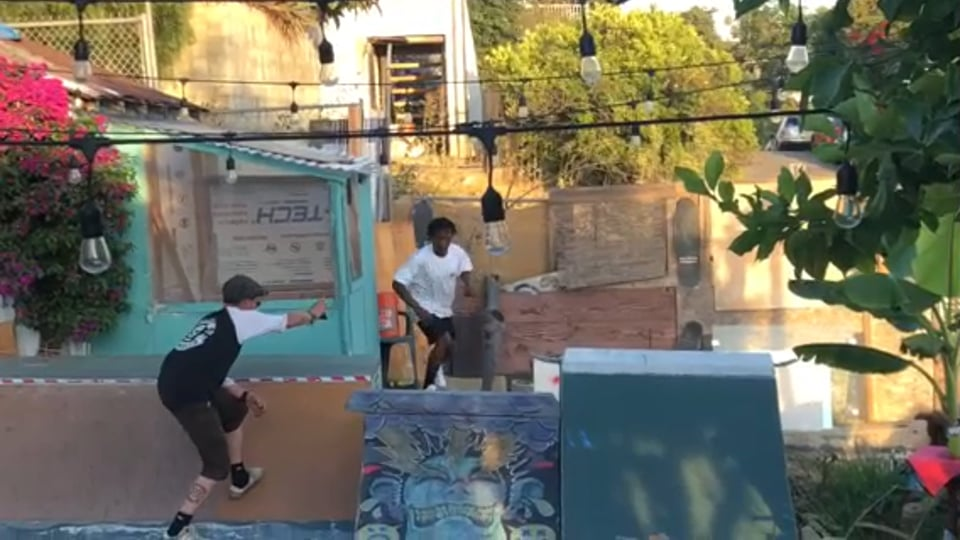 "TSM ""LIVE SHOW"" Backyard Sesh 