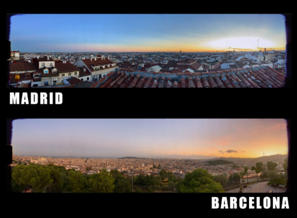 Madrid & Barcelona 2019 | Blake Housenga / Small Change