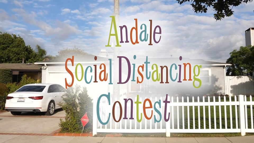 Andale Social Distancing Contest! | True Skateboard Mag