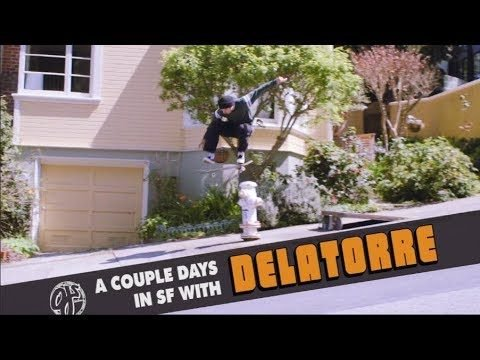A Couple Days in SF with Brian Delatorre - OJ Wheels