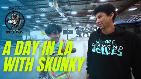 A Day in LA with Skunky | NICKTUCKER