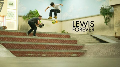 A Day In Lewis Marnell's Shoes - With The Nike SB Team - The Berrics