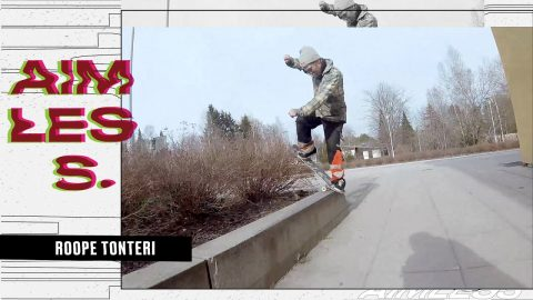 A Day in the Land of a Thousand Lakes with Roope Tonteri | Aimless Episode 5 | Dew Tour