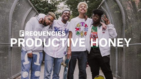 A day in the life of Productive Honey: The FADER x WAV Present Frequencies | The FADER