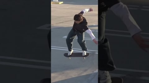 A Day out Skating with Ronnie Kessner | Kevin Perez
