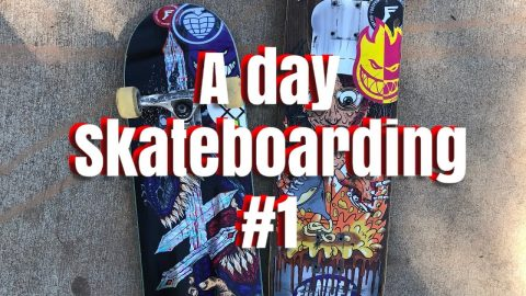 A Day Skateboarding NADC neenos essentials | Neen Williams