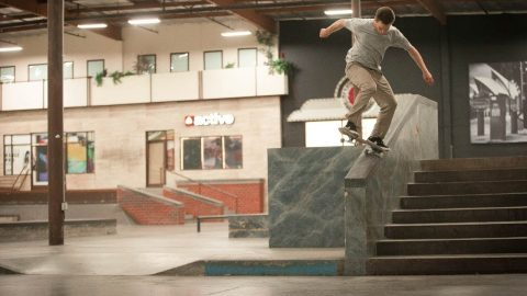 A Day Spent With Nate Greenwood... Is A Day Well Spent - The Berrics