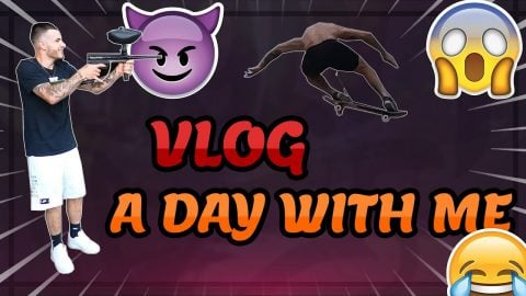A DAY WITH ME (VLOG) | Aurelien Giraud