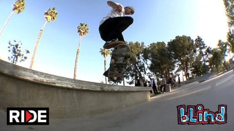 A Day With TJ Rogers - Blind #DamnEdits - RIDE Channel