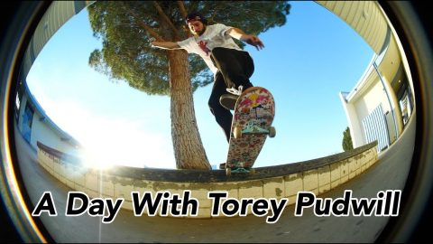 A Day With Torey Pudwill | Joey Brezinski
