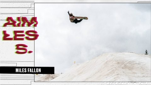 A Full Day of Colorado Boarding with Miles Fallon | Aimless Episode 12 | Dew Tour