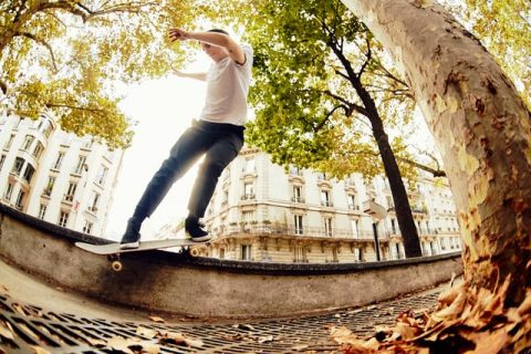 A Gaga Moment - Nike SB Women in Paris - Place Skateboard Culture