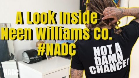 A Look Inside Neen Williams Co  NADC neenos essentials | Neen Williams