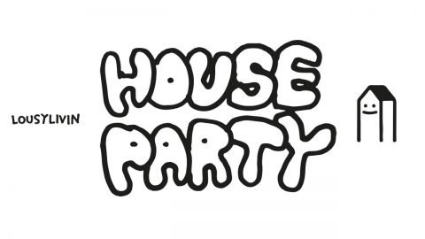 A Lousy House Party | Pocket Skateboard Magazine