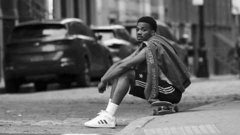 A message from Tyshawn Jones | adidas Skateboarding