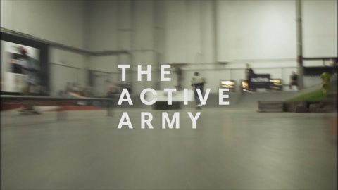 A Night With The Active Army | Active Ride Shop
