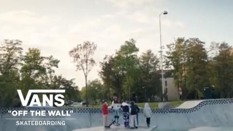 A Park For The Pros Brings Skateboarding To The Kids In Kroksbäck | THIS IS OFF THE WALL | VANS - Vans