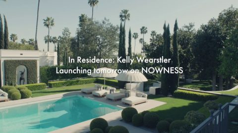 A sneak peek into Kelly Wearstler's iconic LA pad | NOWNESS