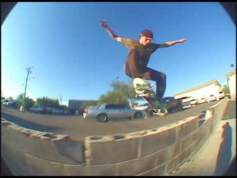 Aaron Goure - KRiMPED AND KRoMpED - Krux Trucks