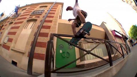 "Aaron Herrington, Zered Bassett and Eli Reed - Converse Cons' ""Purple"" Video - veganxbones"