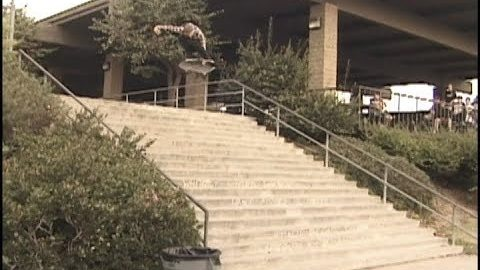 "Aaron ""Jaws"" Homoki El Toro 20 Stair RAW (1080 HD) 