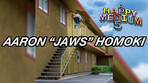 "Aaron ""JAWS"" Homoki ft Josh Hawkins ""A Happy Medium 5"" 