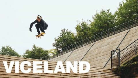 "Aaron ""Jaws"" Homoki Gives a Tour of His Home - VICELAND"