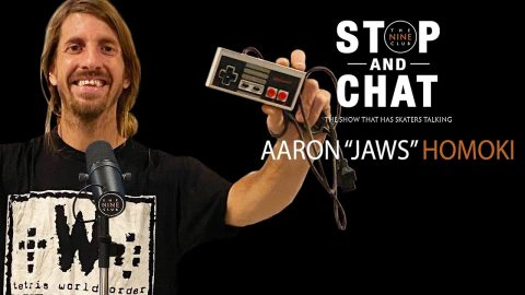 "Aaron ""JAWS"" Homoki - Stop And Chat 