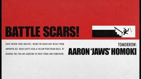 "Aaron ""Jaws"" Homoki's Battle Scars 