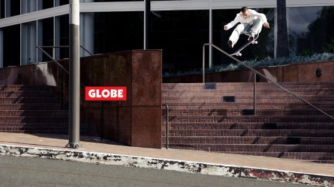 "Aaron Kim's ""Welcome to Globe"" Part 
