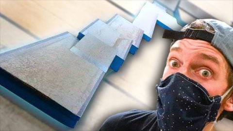AARON KYRO'S DREAM MANNY PAD! | Braille Skateboarding