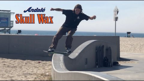 Ace & Bevup Skull Wax Test | Andale Bearings