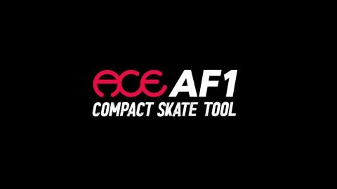 Ace Trucks | AF1 Collapsible Skate Tool How-To | ACE TRUCKS