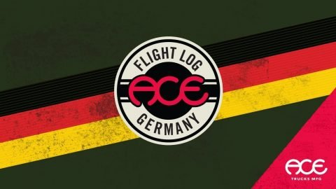 Ace Trucks | Flight Log | Jost Arens, Kenny Hopf, Nizan Kaspar and Tim Rebensdorf | ACE TRUCKS
