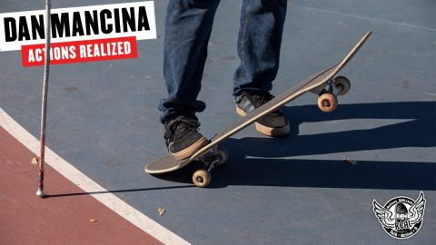 Actions REALized : Dan Mancina | REAL Skateboards