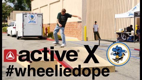 Active X Andale Wheelie Dope Am Contest - Joey Brezinski