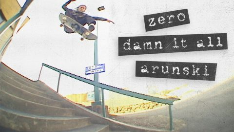 "Adam Arunski's ""Damn It All"" Zero Part 