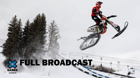 Adaptive Snow BikeCross: FULL BROADCAST | X Games Aspen 2020 | X Games