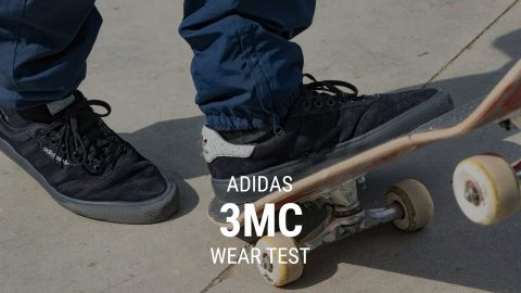 Adidas 3MC Skate Shoe Wear Test - Tactics.com | Tactics Boardshop