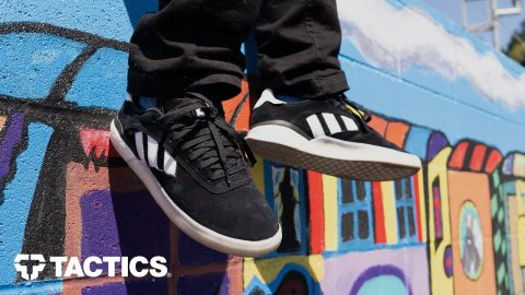 Adidas 3ST.004 Skate Shoes Wear Test Review - Tactics | Tactics Boardshop