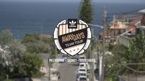 adidas Away Days Australia Video | TransWorld SKATEboarding - TransWorld SKATEboarding