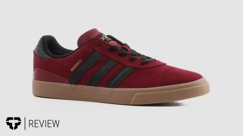Adidas Busentiz Vulc Skate Shoe Review - Tactics.com - Tactics Boardshop